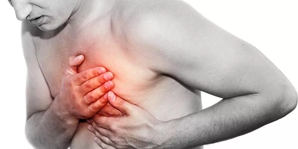 Симптомы невроза грудной клетки - Лечение неврозов