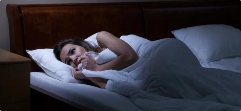Панические атаки перед сном